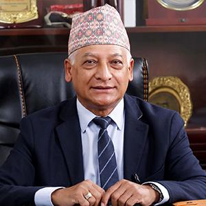 Prof. Dr. Krishna Kumar Shrestha